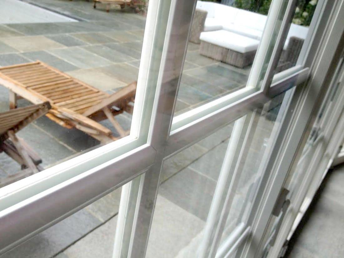 baie vitr e pour poolhouse master fen tres egokiefer. Black Bedroom Furniture Sets. Home Design Ideas